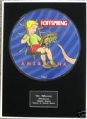 "OFFSPRING - Framed 12"" Picture Disc - AMERICANO"